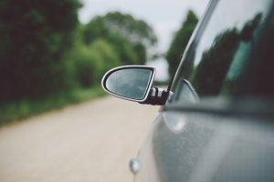 Car mirror #2