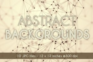 Geometric Background set v.1