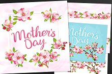 SET / 4 / Designs for Mother's Day