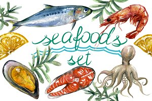 Sea Food Set