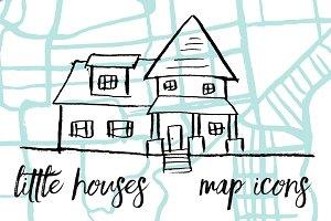 7 Little Houses Bundle