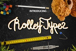 Rolley Typeface 2