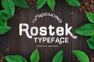 Rostek Old Typeface