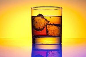glass whiskey