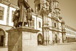 monuments of guadalajara