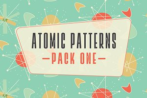 Atomic Patterns Pack 1