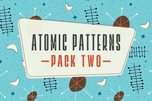 Atomic Patterns Pack 2