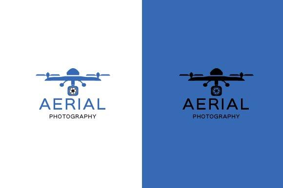 Aerial Photography Logo Templates Creative Market