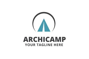 Archicamp Logo Template