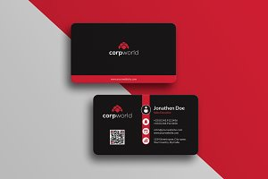 Corporate Business Card #25