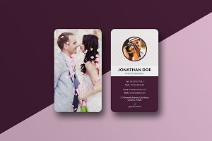 Photography Business Card #28