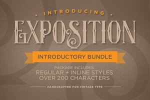 Exposition (Bundle)