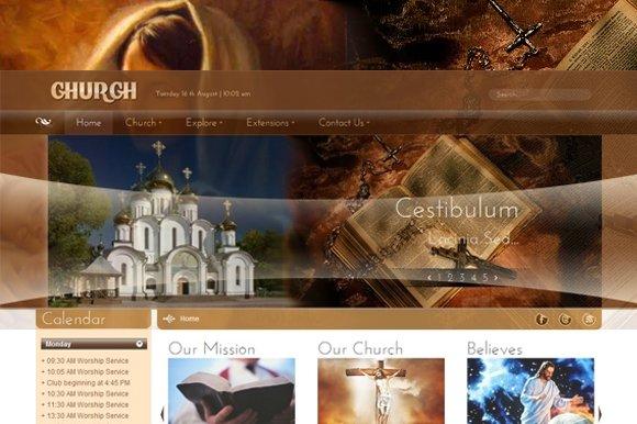 sj church religious joomla template joomla themes creative market