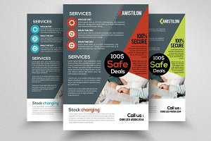 Accounting Business Firm Flyer