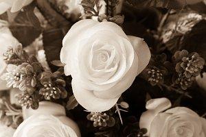Bouquet of flower decor