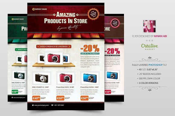 Business Product Flyer – Product Flyer