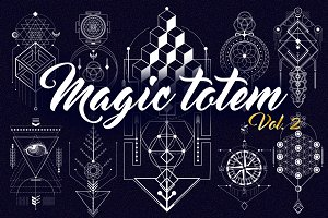Sacred Geometry. Magic totem vol.2