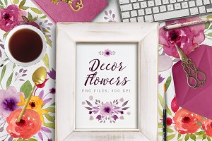 Decor Flowers
