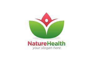 Nature Health Symbol