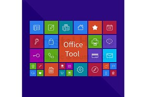 Office application window icon