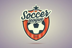 Soccer League badge