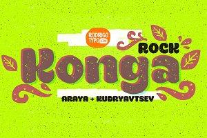 Konga Rock -50%