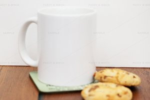 Afternoon Tea Mug Mockup