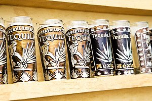 several tequila