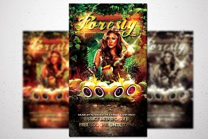 Foresty Flyer - Jungle Fever