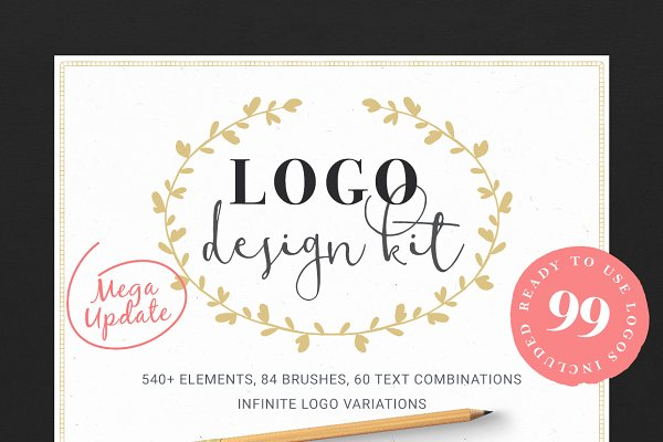 Logo Design Kit