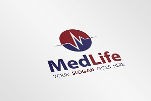 Medical Science Logo Template V.1