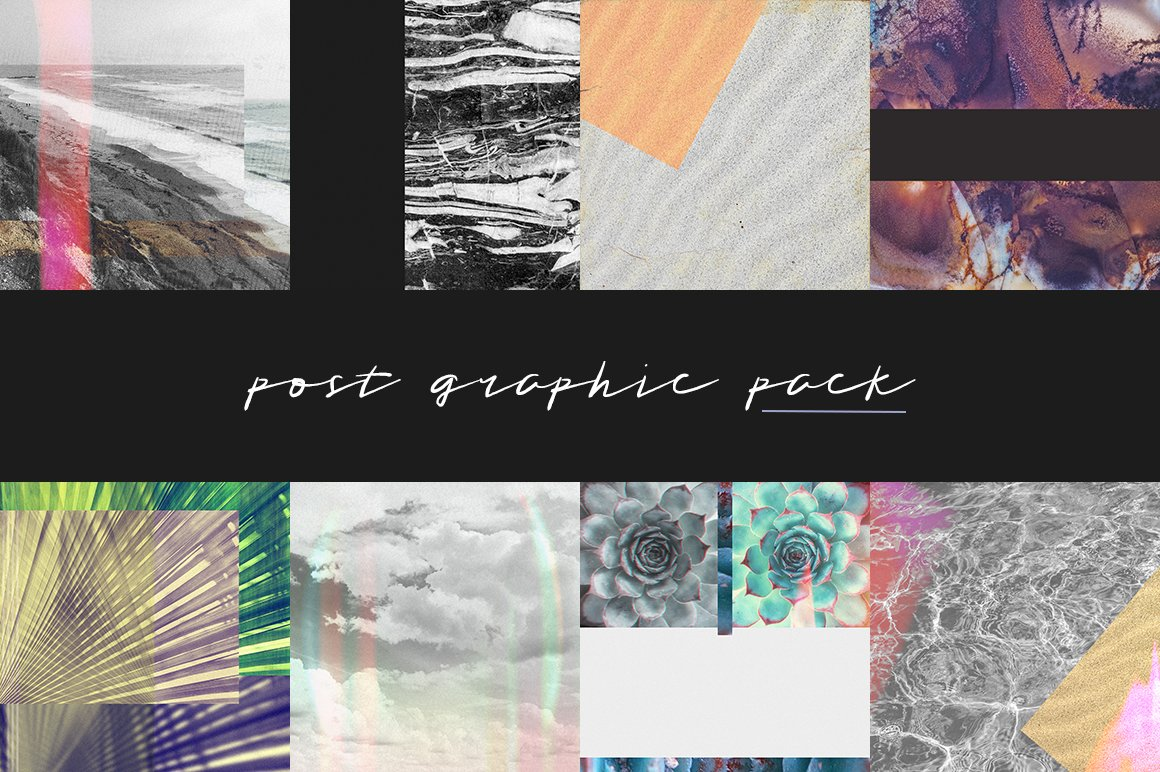 Post Graphic Pack