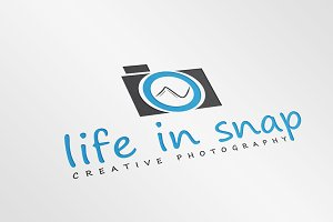 Photography Logo  Template