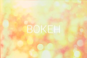 Bokeh background 103