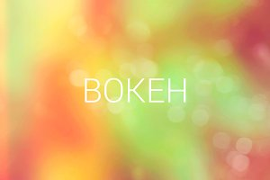 Bokeh background 104