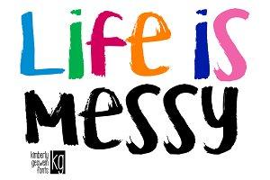 KG Lifeis Messy