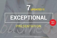 Exceptional PowerPoints Bundle