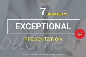 OFF! Exceptional PowerPoints Bundle