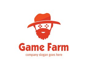 Game Farm Logo
