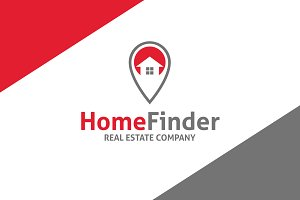 Home Finder Logo