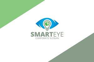 SmartEye Logo Template