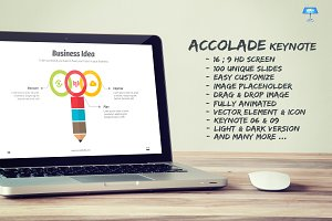 Accolade Keynote Template
