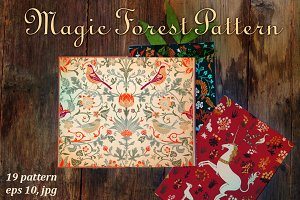 Magic Forest Big Set