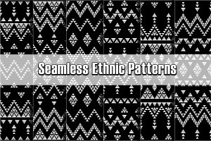 Seamless Ethnic Patterns