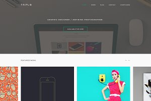 Triplo WordPress Theme