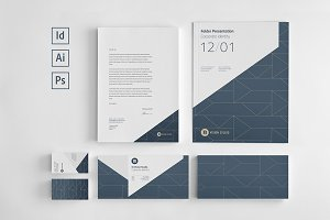 Stationery Corporate Identity 004