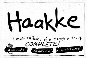 Haakke Complete