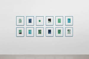 Gallery Exhibition Mockup - 03