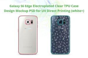 Galaxy S6 Edge ElectroClear TPU