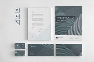 Stationery Corporate Identity 006